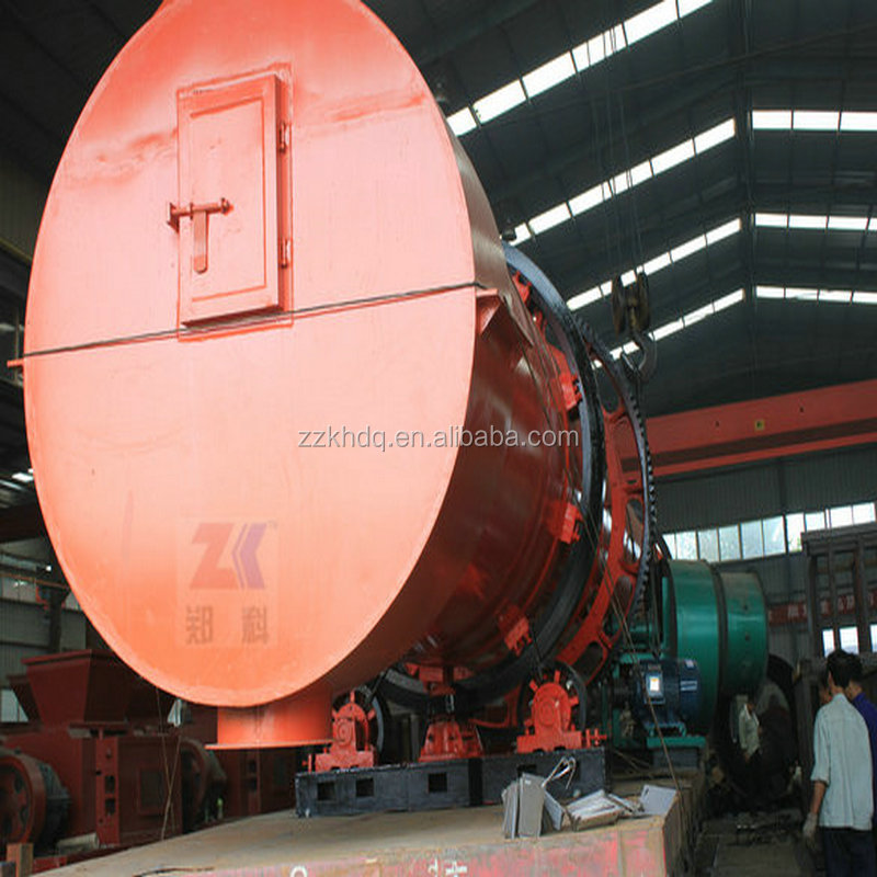 metallurgy dryer for coal powder, wood powder, fluorite powder, etc