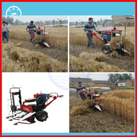 new design Self-walking kubota rice harvester/ john deere combine harvester rice