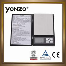 yonzo whole sale 2000g high quality electronic notebook weighing <strong>scale</strong>