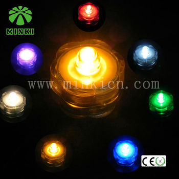 MINKI mini waterproof colour changing led christmas lights
