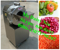 commerical dried carrot cube cutting machine/frozen fruit and vegetable cube cutter machine/pickles vegetable cutting machine