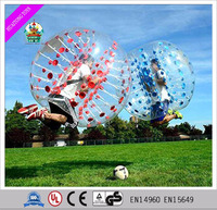 2016 Popular Toys For Adults And Children With Inflatable Bumper Ball
