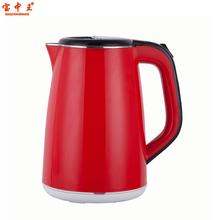 201 stainless steel electric kettle hot drinking water heater