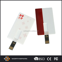Bulk items wholesale blank credit card usb