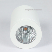 9w led downlight surface mounted lights cool white indoor ceiling downlight