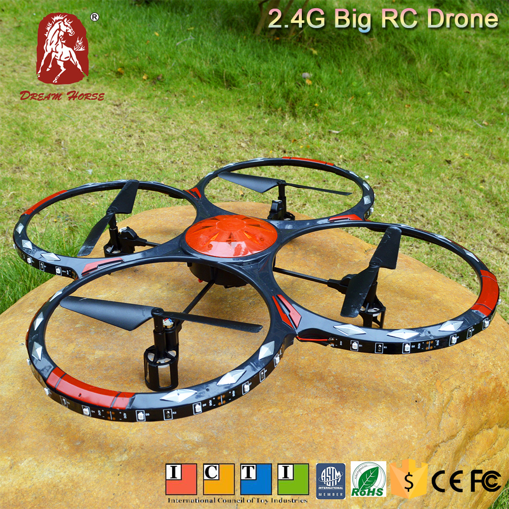 New product 2.4G 4ch auto follow drone, air drone professional