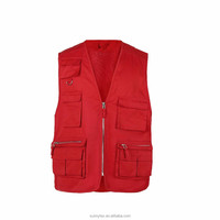 Design Your Fishing Vest Own