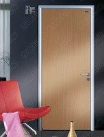 Italian Style Aluminum Jamb Apartment Door