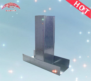 Drywall partition galvanized metal stud price buy for Drywall delivery cost