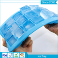 Eco-friendly food grade ice maker mould 21 cavities soft silicone Ice Cube Tray