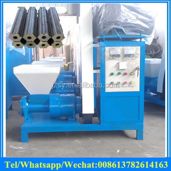 big capacity wood dust briquettes maker / biomass waste sawdust extruding machine