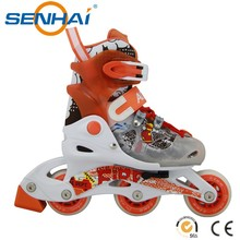 Senhai Outdoor Sports Electric Roller Skates Shoes Comfortable Sporting Goods Two Stopper on Two Foot Safety Shoes