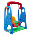 Garden plastic kids plastic hanging school swinging chair