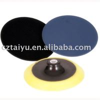 Loop And Hook Sanding Pads