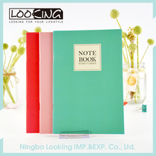 LOOKING Custom Design Stationery Phone Number Notebook