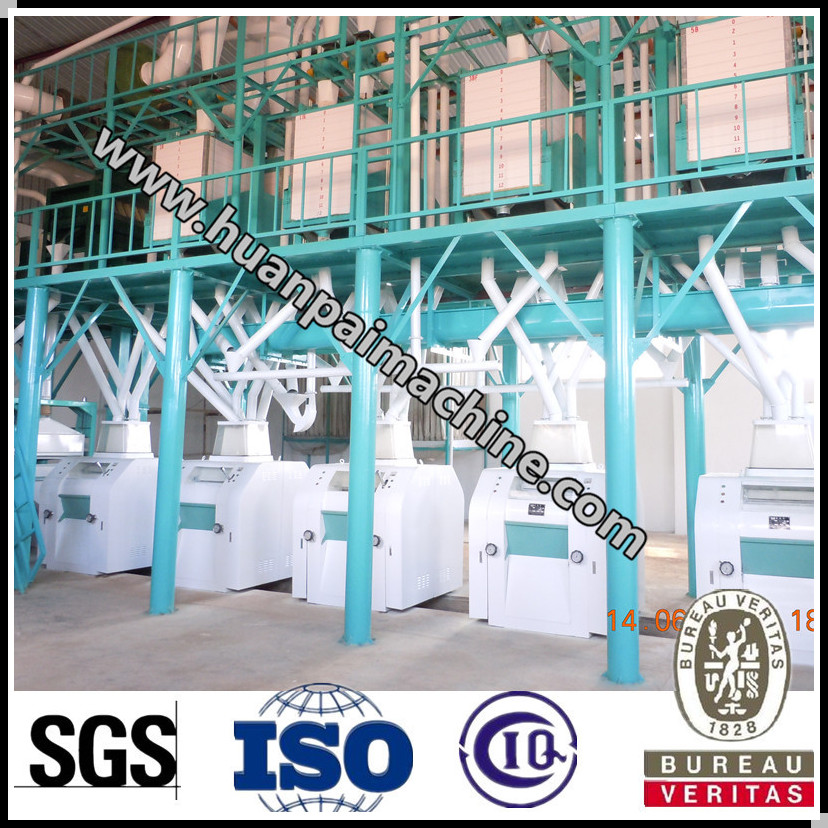Best price commercial maize corn flour grinding mill machine