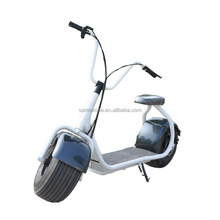 Green energy lithium battery fat tire harley electric mobility scooter for sale