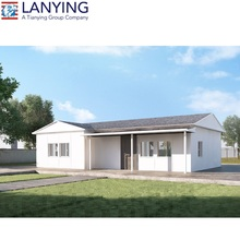 well design steel frame sandwich panel family living barbados prefab house