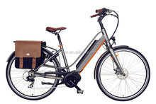 Green city electric bike bicycle parts with brushless motor from China