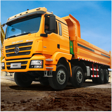 M3000 SX3315MT326C 385HP EURO3 SHACMAN SHAANXI 8x4 LEFT HAND DRIVE TIPPER TRUCK
