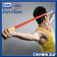 700g IAAF Certification High quality track & field sports equipment competition javelin, athletic javelin