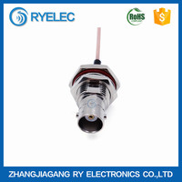 RF Cable Assembly Waterproof IP67 BNC