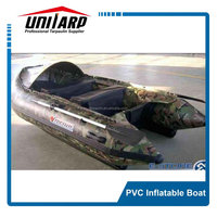 1.2mm RIB PVC Hypalon Inflatable Boats