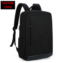 Hot sale Anti theft USB charging custom logo laptop <strong>backpack</strong> for men wholesale