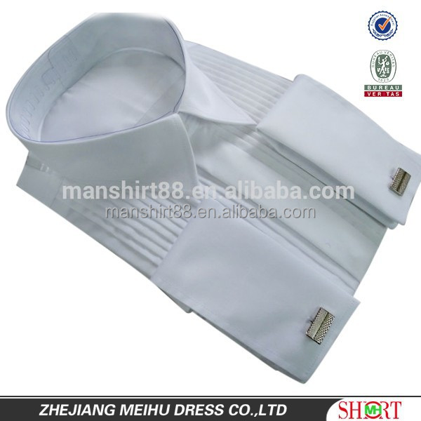 latest high quality mens wedding tuxedo dress shirts