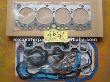 4BG1 Overhaul Gasket Kit 5-87810-725-0,4BG1 Engine Parts