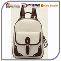 High Quality Wholesale Girls Leather School Bag