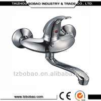 Newest bathroom design waterfall wall faucet hot and cold water mixer looking for distributor