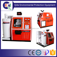 QD-400B Small Footprint Electrical Cable Recycling Machine