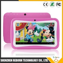 New Kids Tablet Pc 7 Inch Android 5.1 Qual Core RK3126 For Children Tablet