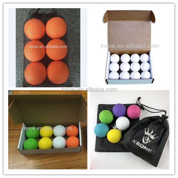 2018 Yoga Therapy lacrosse massage Ball