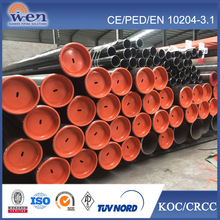 "stainless steel pipe price per meter 304 stainless steel pipe 9 5/8"" api 5ct steel casing pipe"