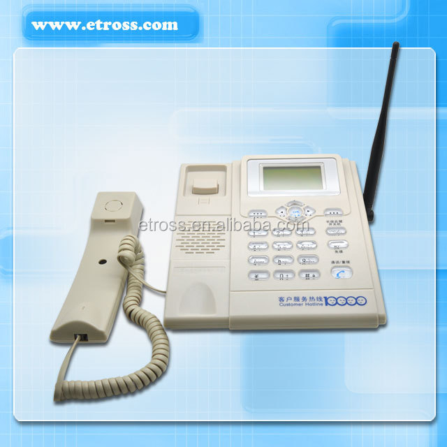 Huawei ETS 2222 CDMA wireless telephone supports Call ID, Call Restriction, Call Forward, Call Waiting