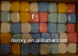 Denture case/plastic denture containers/plastic denture box