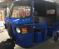 Mexico Hot Sell Auto Rickshaw With Trade Assurance (Model: BJ200ZH)