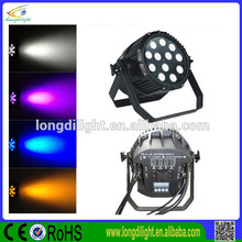 12x15w 5in1 Led Battery Power Wireless DMX Par Light For Parties