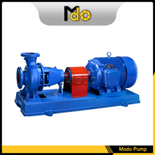 Horizontal industrial centrifugal water pump with electric