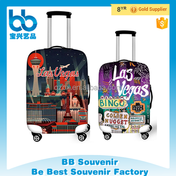 Promotional Gifts OEM Design Luggage Cover For Suitcase