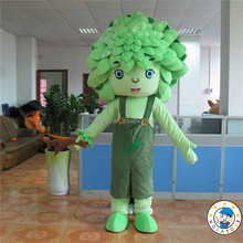 2016 Tree mascot costume/used mascot costumes for sale