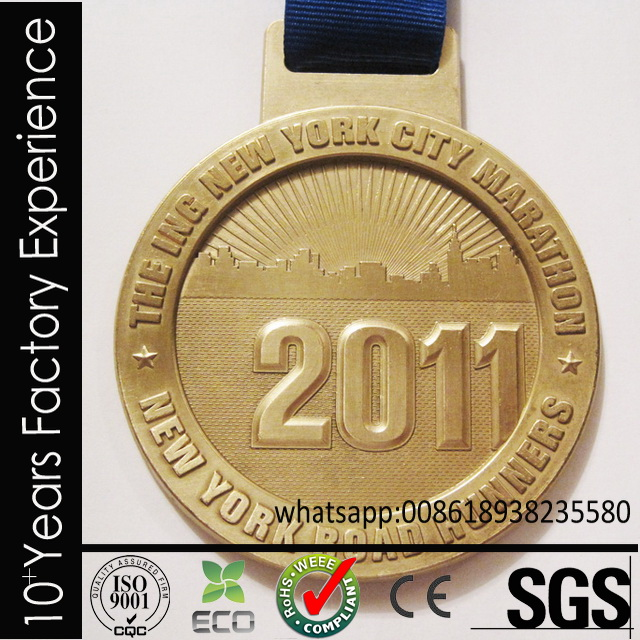 CR-VV190_medal Professional promotion jacquard lanyard for wholesales with CE certificate