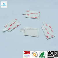 High quality updated 3m adhesive metal sticker