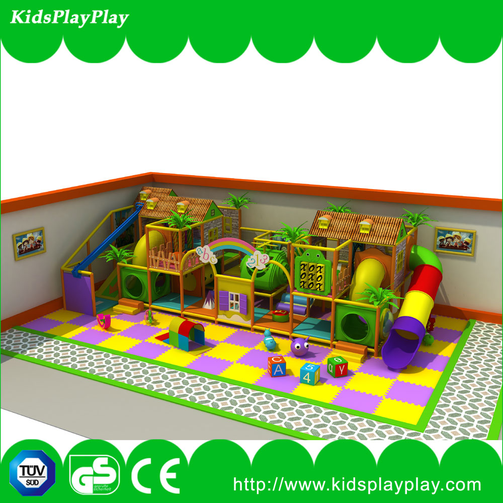 Second hand children indoor playground equipment on sale