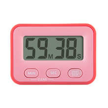 Electronic 100 Minutes Tabletop ABS Kitchen Count Up Down Timer With Strong Magnet