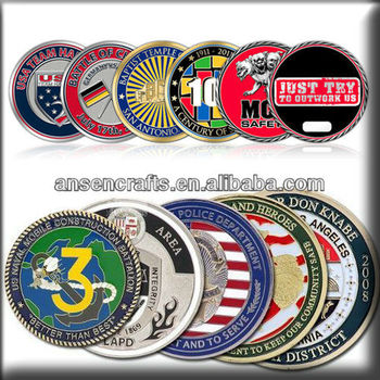 2013 Wholesale Custom Coins for Sale