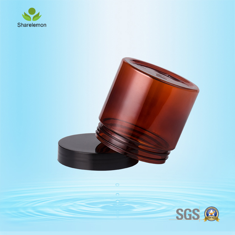 Plastic Cream Jar 200ml Environmental with Lid