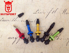 41 mm customized size Light Weight Anodized Tubeless Valve Stem Presta